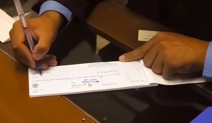 نکات اجرایی قانون جدید چک برای شعب بانک ها | چک | موسسه حقوقی | چک بلامحل